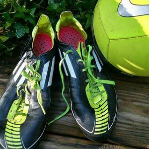 Adidas F50 Adizero Cleats